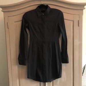 Theory blouse dress